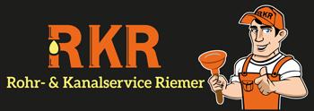 Rohr- und Kanalservice Riemer Logo