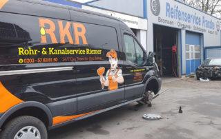 Rohr- und Kanalservice Riemer Blog Reifenwechsel